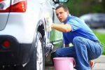 washing-a-car